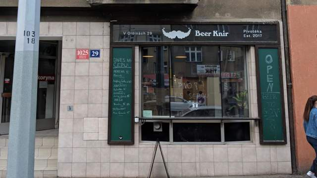 Image of Beer Knír